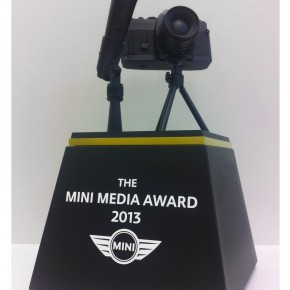 Burton & Mini Award