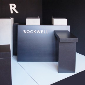 Messeauftritt ROCKWELL HEADGEAR