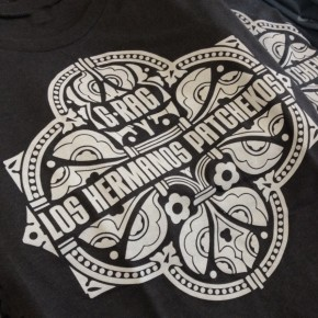 T Shirt Design / G.Rag y los Hermanos Patchekos